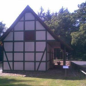 Schutzhütte, Grüner Jäger
