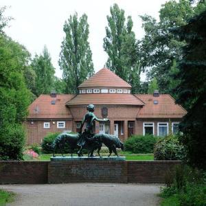 Stadtpark - Blindengarten