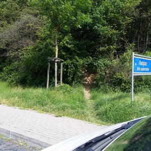 Parkplatz am Borbelholz