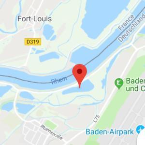 Bachgrundsee, Rheinmünster Sölingen