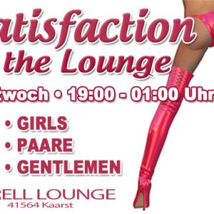 SATISFACTION @ THE LOUNGE