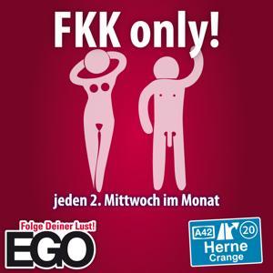FKK only! / EGO Herne