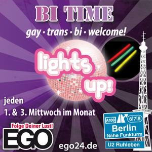 BI TIME Lights up! / EGO Berlin