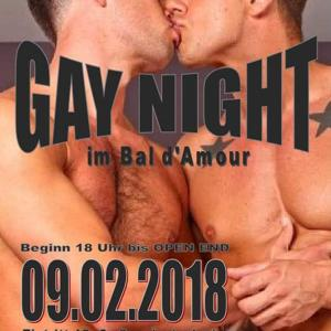 GAYNIGHT im Bal d'Amour