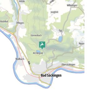 Waldparkplatz Bergsee-BS