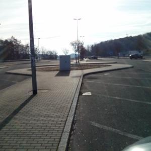 Rastplatz A7 Rhön West (Tankstelle)