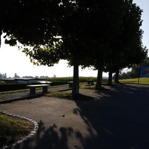 Parkplatz Altnau Tägerwilen