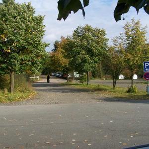 Parkplatz Mühlenmuseum